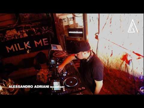 Alessandro Adriani Automat Radio Urban Spree Berlin Dj Set