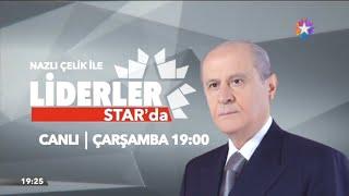 Genel Başkanımız Devlet Bahçeli 28 Ekimde NTV ve STAR TVde