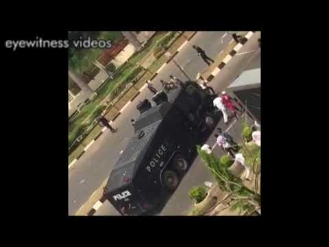 Shiites Abuja Protest: One feared killed, dozens injured, many arrested