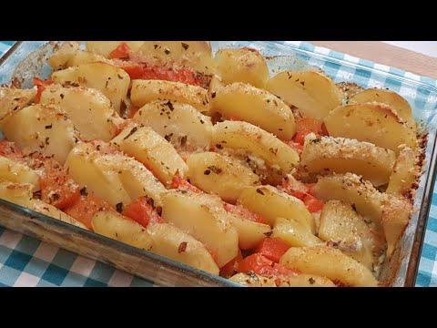 Ricetta Zucca E Patate Al Forno.Fantastica Zucca E Patate Al Forno Che Adorerai Si Prepara Da Sola Senza Fatica Baked Potatoes Youtube