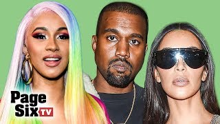 Cardi B's Bazaar Cover, Kanye Cancels Kim's $14M Gift, & J-Law's Fiance Cooke Maroney | Page Six TV
