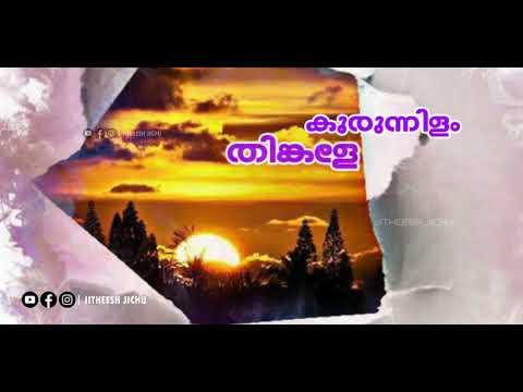 Kandu Kandu Kothi || Mambazhakalam || Whatsapp Status