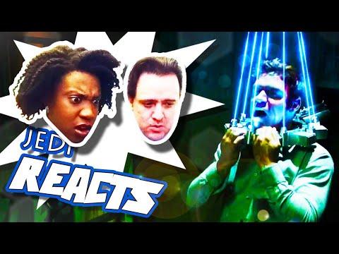 "JEDI REACTS!: ""Jigsaw"" Official Trailer 🎲"