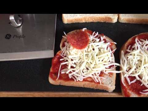 Cooking time: Pizza Waffle