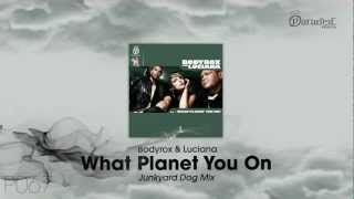 Bodyrox & Luciana - What Planet You On (Junkyard Dog Mix)