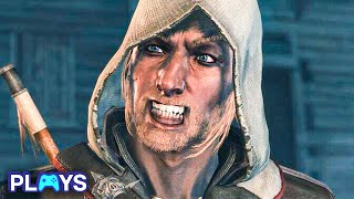 Top 10 Worst Things About Assassin's Creed Games