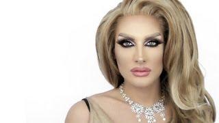 DRAG QUEEN MAKE UP - مكياج مايا دياب Maya Diab / Brooke Shields Arabic Drag Queen Inspired Thumbnail
