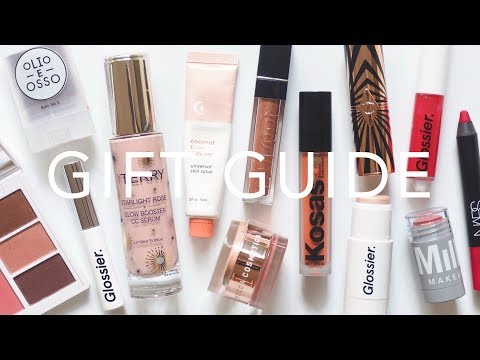 Holiday Gift Ideas | Festive Makeup Sets and Collections thumbnail