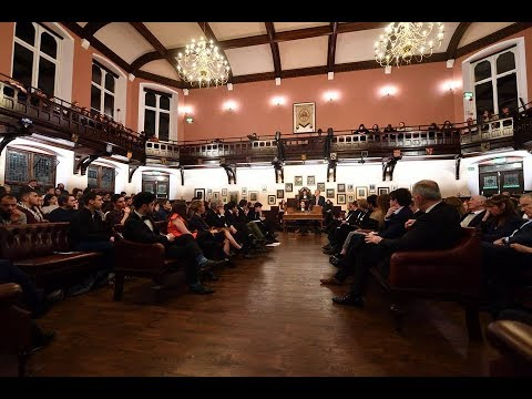 This House Believes the Two-State Solution is Dead | Cambridge Union