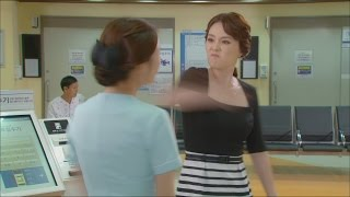 [Make a woman cry] 여자를 울려 34회 - Ha Hee-ra, visit hospital and put Lee Da In to shame 20150809