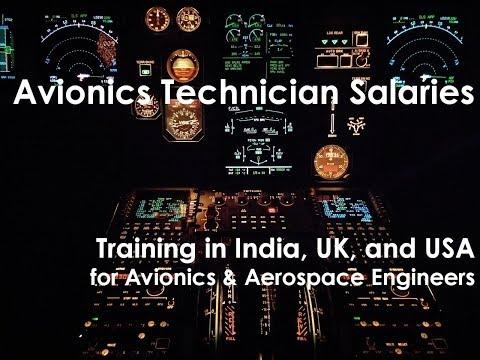 Avionics Technician Salary.  Training & Pay For Avionics Engineers