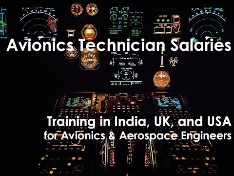 Avionics Technician Salary.  Training & Pay For Avionics Engineers