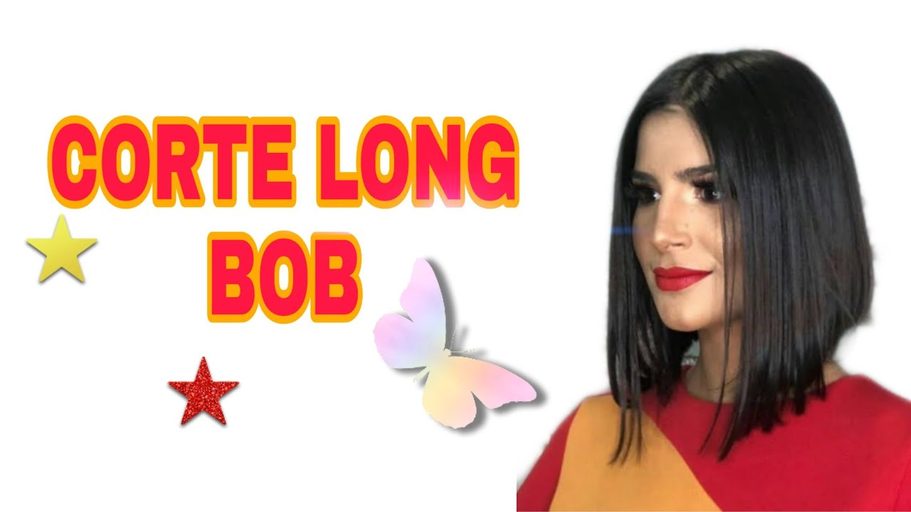 CORTE LONG BOB| JULIA HORTA MISS BRASIL
