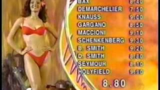 Miss Universe 1999 Swimsuit Competition