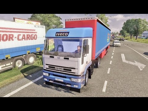 Iveco Eurotech ETS2 (Euro Truck Simulator 2): ► Iveco Eurotech  ► Euro Truck Simulator 2 ►  You can follow me here: Facebook ►https://facebook.com/BINGH0ST Twitch ►https://twitch.tv/bingh0st Twitter ►https://twitter.com/bingh0st Google+ ►https://plus.google.com/+BINGH0ST  Dont' forget to Subscribe to my channel and stay up to date about even more new videos.  Subscribe for more ! ♥ {MODS} Links for download are on my Facebook, at Notes tab. https://www.facebook.com/BINGH0ST/notes  Keep safe ☺