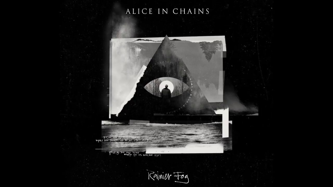 Image result for Alice in Chains Rainier Fog