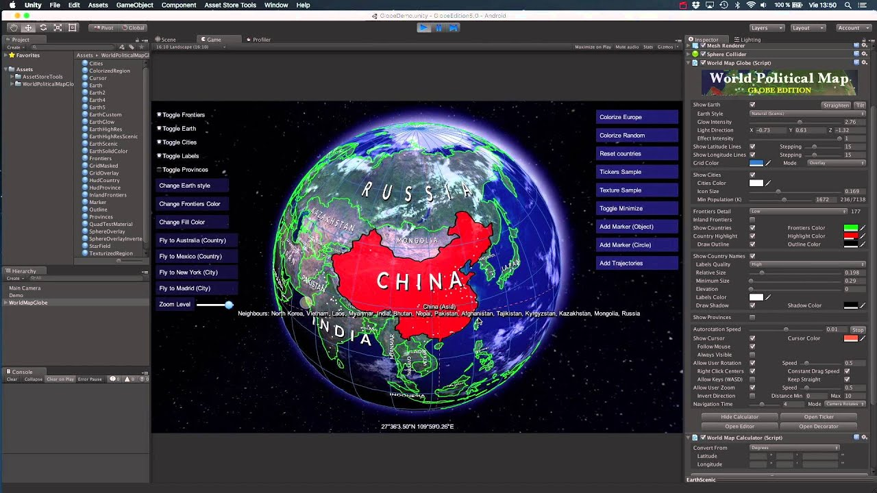 Navigation Modes  World Political Map Globe Edition    YouTube Navigation Modes  World Political Map Globe Edition