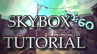 CS:GO Custom Skybox Tutorial - ANY SKY YOU WANT!