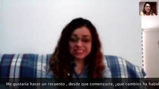 Testimonio de Sandra Martínez después de la fase 1, visita www.clubdelbienestar.com/salud-integral