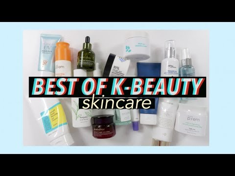 BEST OF K-BEAUTY 2017: Korean Skincare ft. Edward Avila