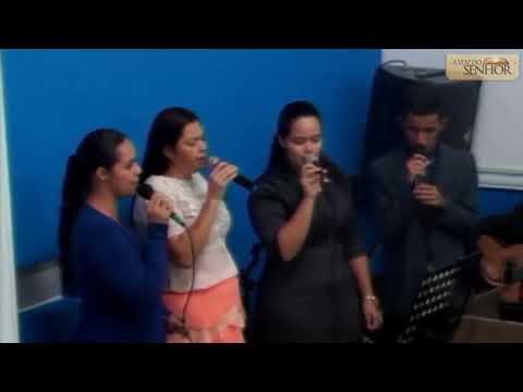 Cristo Me Amou - Quarteto - Tabernáculo da Fé - Várzea Grande/MT.