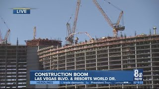 Several massive projects happening on same timeline as Raiders stadium