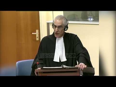Në pritje të dënimit të Ratko Mladiç - Top Channel Albania - News - Lajme