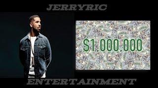 Drake Donates 1 Million Dollars To Charity | Gods Plan