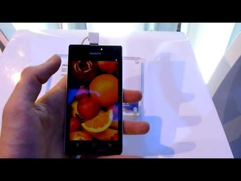 Huawei Ascend P1 S - Hands on Video - FindYogi