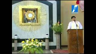 BREATHE UPON US - HEALING ADORATION by Fr. Michael Payyapilly V.C. [Divine Retreat Centre]