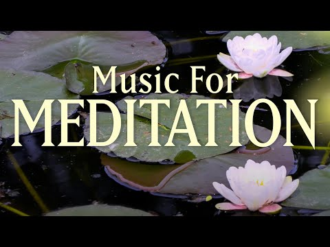 Peaceful Music for Meditation, Massage, Yoga, Reiki  - Dean Evenson Music Mix