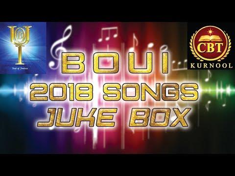 BOUI 2018 SONGS JUKE BOX