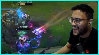 That's How a True Support Saves ADC's Life - Best of LoL Streams #363 thumbnail