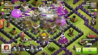 EPIC TH8 DEFENCE! | Clash Of Clans