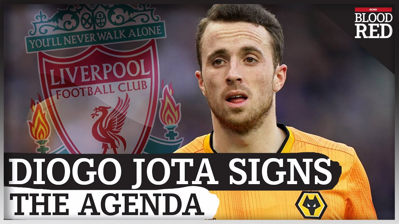 The Agenda: Liverpool sign £45m Diogo Jota from Wolves | Michael Edwards transfer masterstroke