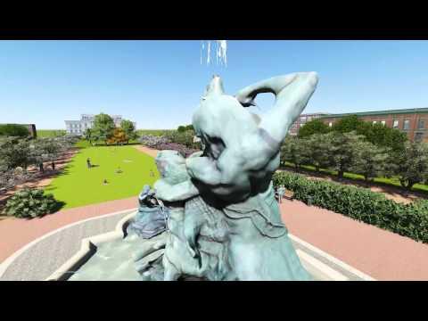 3D-VISUALISIERUNG & ANIMATION (Stuhlmannbrunnen)