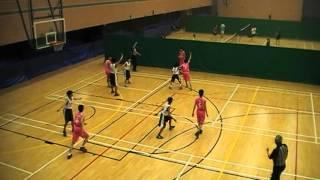 1516學界籃球D2丙組筲箕灣官立VS高主教1