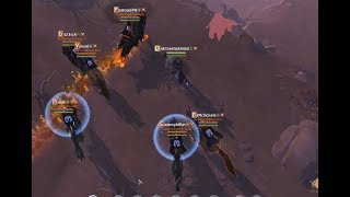 Albion Online PVP Medley 22 The Chase