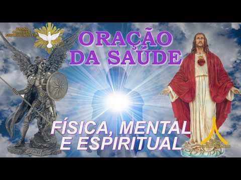 Oração da Saúde Física, Mental e Espiritual