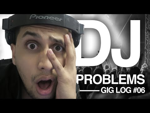 DJ GIG LOG: DJ'ing A PARTY With BROKEN DJ Equipment | Renting Vs Owning