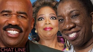 Steve Harvey FIRED FROM FAMILY FEUD because of Oprah Winfrey? (YOU MUST SEE THIS)