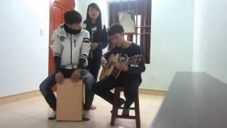 Tình yêu màu nắng - Acoustic cover - TBF Band