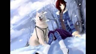 анимэ собаки и кошки