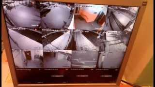 Монтаж видеонаблюдения на элитном доме(, 2015-03-16T18:35:17.000Z)