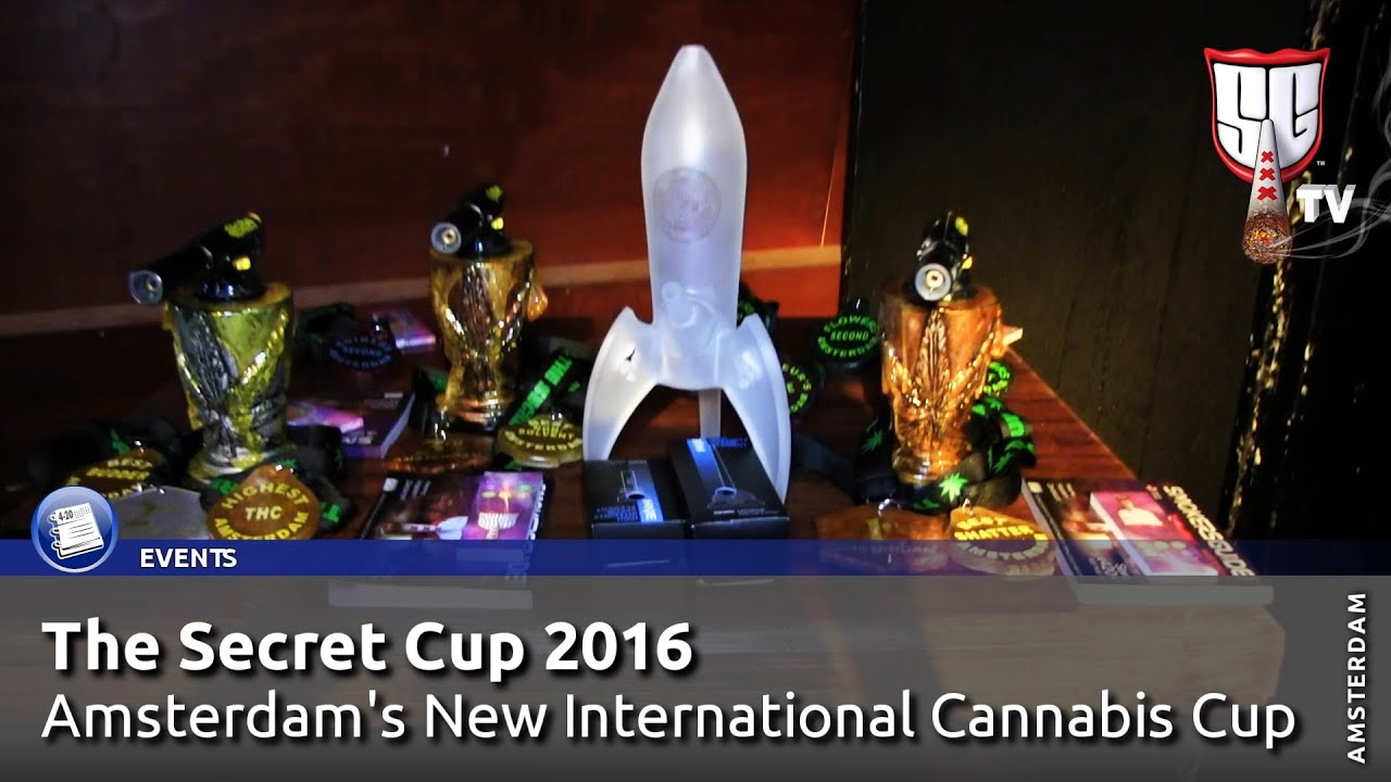 The secret cup amsterdam 2016 smokers guide tv amsterdam youtube.