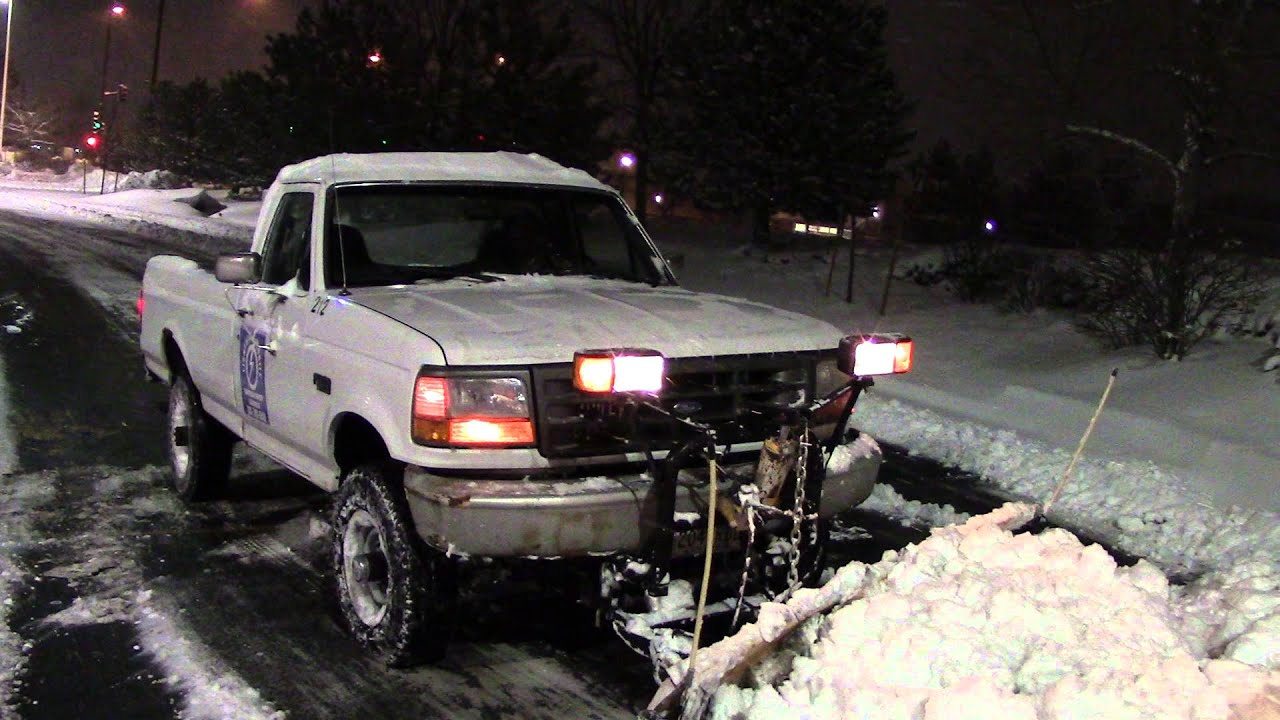 After club plowing