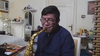 WINTER WORLD OF LOVE - Engelbert Humperdinck (alto sax cover)