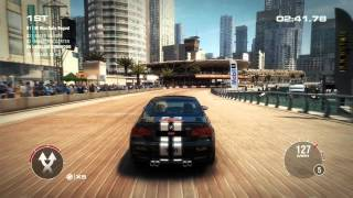 GRID 2 PC Gameplay [HD] - BMW M3 Coupe on Rockstar Energy Race Series, WSR Season 3