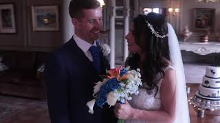 The wedding of Andy and Adele - Highlights