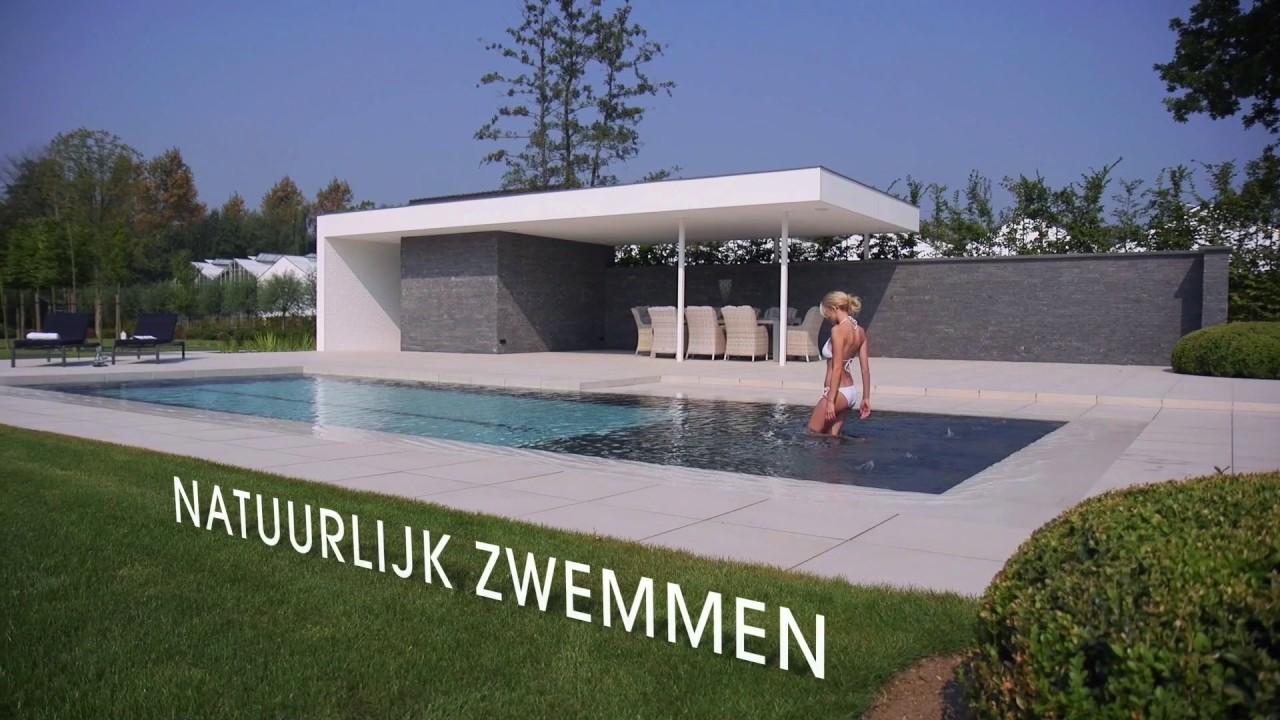 39 t groene plan hybride zwemvijvers youtube - Klein natuurlijk zwembad ...